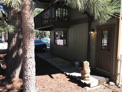 Mammoth Lakes Single Family Home Active-Price Chg: 303 Pinecrest Avenue
