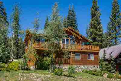 Mammoth Lakes Single Family Home For Sale: 556 Canyon Blvd