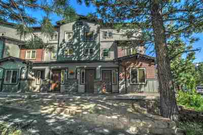 Mammoth Lakes Condo/Townhouse For Sale: 1500 Lodestar #204