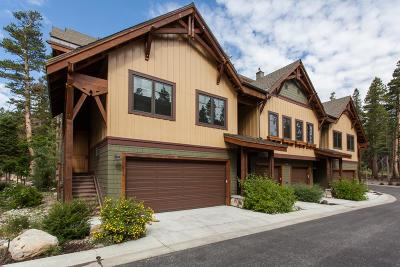 Mammoth Lakes Condo/Townhouse For Sale: 49 W Bear