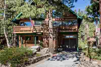 Mammoth Lakes Single Family Home For Sale: 20 Pine Knoll Place