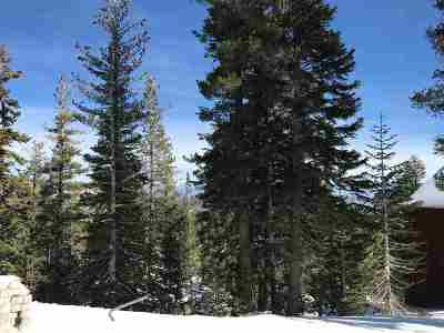 Mammoth Lakes Residential Lots & Land For Sale: 368 John Muir Road