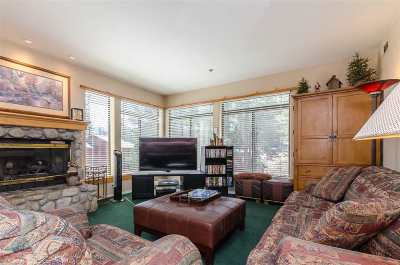 Mammoth Lakes Condo/Townhouse For Sale: 527 Lakeview