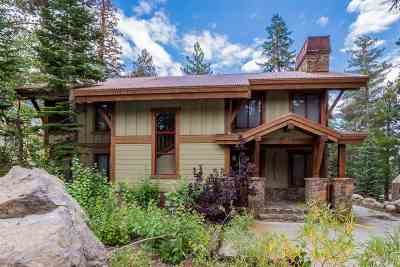 Mammoth Lakes Single Family Home For Sale: 152 Jahan