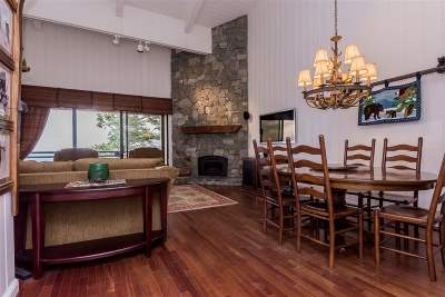 Mammoth Lakes Condo/Townhouse For Sale: 20 Bridges #306