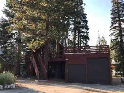 Mammoth Lakes Multi Family Home Active Under Contract: 86 Beaver Court
