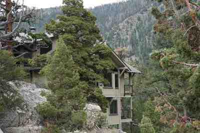 June Lake Single Family Home Active-Price Chg: 192 California St.