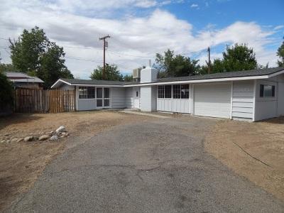 Big Pine, Bishop Single Family Home For Sale: 305 Pinon