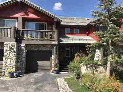 Mammoth Lakes Condo/Townhouse Active Under Contract: 1001 Fairway Circle
