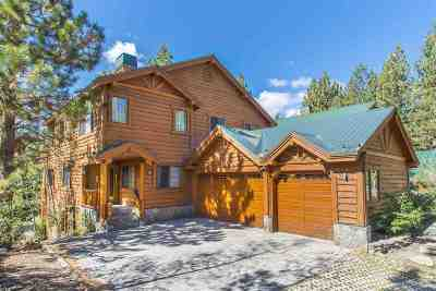 Mammoth Lakes Single Family Home Active-Price Chg: 585 Majestic Pines Dr