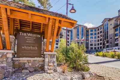 Mammoth Lakes Condo/Townhouse For Sale: 50 Hillside Drive #519