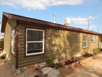 Big Pine, Bishop Single Family Home For Sale: 9 E Axford