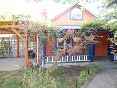 Big Pine, Bishop Single Family Home For Sale: 518 W Elm