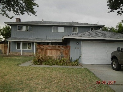 Big Pine Single Family Home Active-Price Chg: 218 Terrace