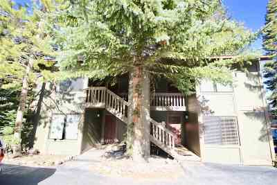 Mammoth Lakes Condo/Townhouse Active Under Contract: 244 Lakeview Blvd #151