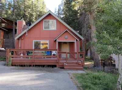 June Lake Single Family Home Active Under Contract: 660 Minaret Rd