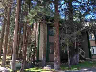 Mammoth Lakes Condo/Townhouse Active Under Contract: 2251 Meridian Blvd #124
