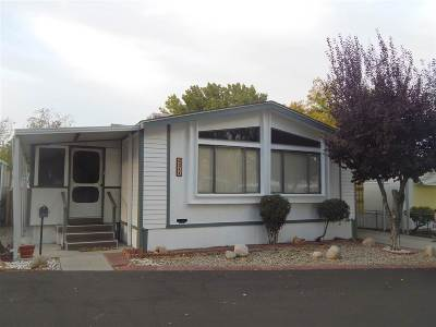 Big Pine, Bishop Manufactured Home For Sale: 2211 Galloway