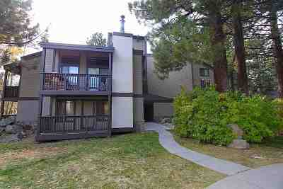 Mammoth Lakes Condo/Townhouse Back On Market: 362 Old Mammoth Road #40
