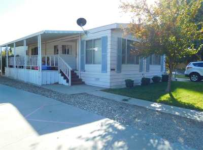 Big Pine, Bishop Mobile Home For Sale: 2297 Mackintosh