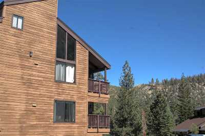 Mammoth Lakes Condo/Townhouse Active Under Contract: 194 Hillside #35