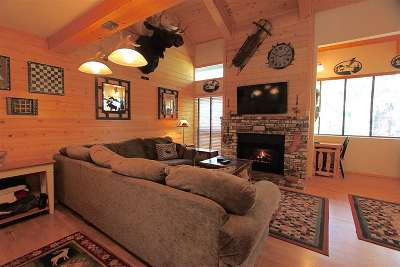 Mammoth Lakes Condo/Townhouse For Sale: 803 Canyon