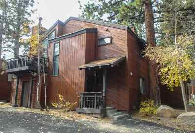 Mammoth Lakes Condo/Townhouse For Sale: 3005 Meridian Blvd. #36