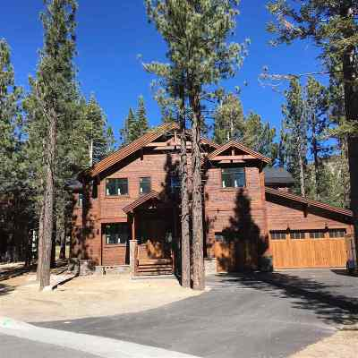 Mammoth Lakes Single Family Home For Sale: 16 Bear Cub Lane