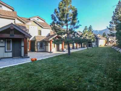 Mammoth Lakes Condo/Townhouse Active Under Contract: 300 Juniper Drive #109