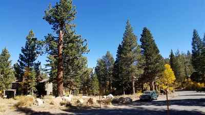 Mammoth Lakes Residential Lots & Land For Sale: 224 Red Fir Road