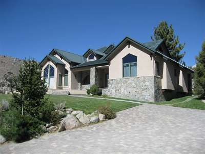 June Lake Single Family Home Active Under Contract: 45 Skyline Dr.