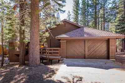 Mammoth Lakes Single Family Home For Sale: 163 Mammoth Knolls Drive