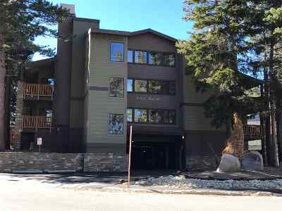 Mammoth Lakes Condo/Townhouse Active-Price Chg: 3253 Meridian Blvd #a210 Boulevard