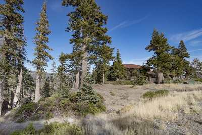 Mammoth Lakes Residential Lots & Land Active Under Contract: 465 Fir Street