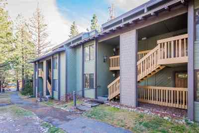 Mammoth Lakes Condo/Townhouse Active Under Contract: 152 Viewpoint Road #117