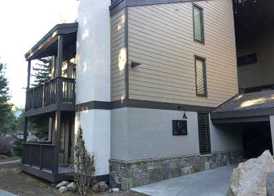 Mammoth Lakes Condo/Townhouse For Sale: 362 Old Mammoth Road