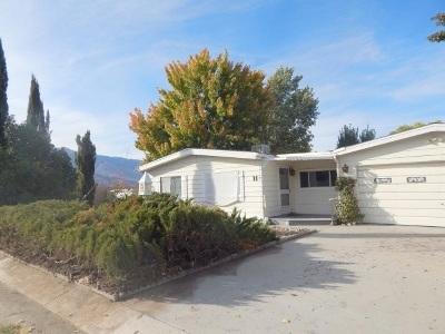 Big Pine Single Family Home Active-Price Chg: 71 Olivia Lane