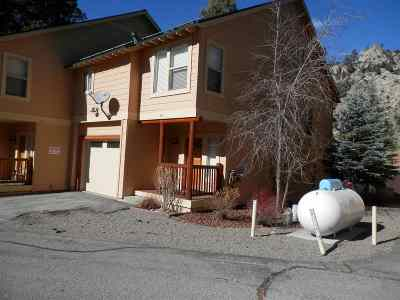 June Lake CA Condo/Townhouse Active-Extended: $430,000