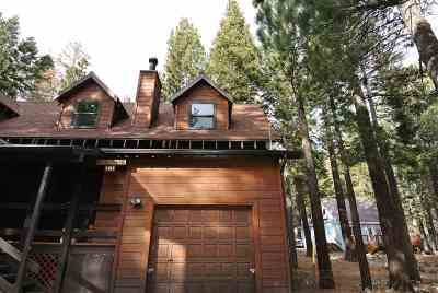 Mammoth Lakes Single Family Home Active Under Contract: 11 Slalom Lane