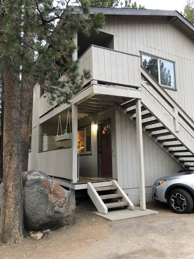Mammoth Lakes Condo/Townhouse Active Under Contract: 541 Mono Street #7
