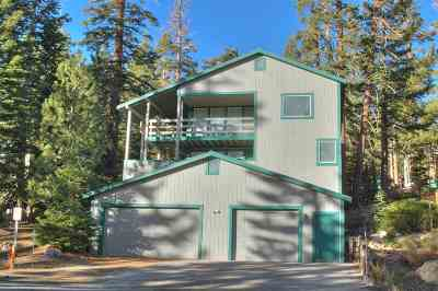 Mammoth Lakes Single Family Home For Sale: 130 Kelley Road