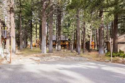 Mammoth Lakes Residential Lots & Land Active-Extended: 301 Valley Vista Lane Flat