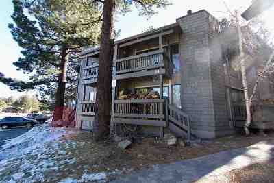 Mammoth Lakes Condo/Townhouse For Sale: 286 Old Mammoth Road #34