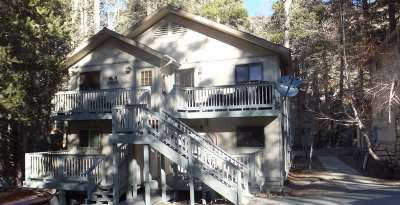 June Lake Condo/Townhouse For Sale: 46 Willow Ave