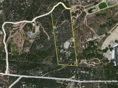Fallbrook Residential Lots & Land For Sale: Anderson Road