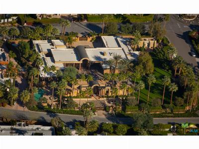 Palm Springs Single Family Home For Sale: 345 S Via Las Palmas
