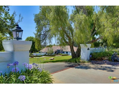 Fallbrook Single Family Home For Sale: 5 Country Glen Road