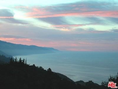 Big Sur Single Family Home For Sale: 2 Upper Ridge Trail