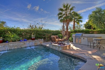 La Quinta Single Family Home For Sale: 61254 Cactus Spring Drive