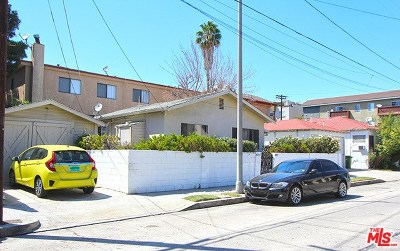 North Hollywood Multi Family Home For Sale: 11302 Morrison Street